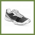 Кроссовки для бадминтона