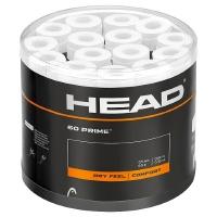 Обмотка для ручки Head Overgrip Prime Box x60 White 285505