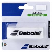 Обмотка для ручки Babolat Grip Xcel Gel x1 White 670058