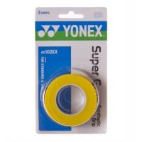 Овергрип Yonex Overgrip AC102EX х3 Yellow