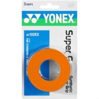 Овергрип Yonex Overgrip AC102EX х3 Orange