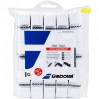 Обмотка для ручки Babolat Overgrip Pro Tour x30 White 657002-101