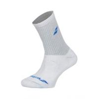 Носки спортивные Babolat Socks Unisex x3 White/Blue 5US18371-1010
