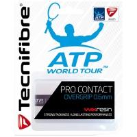 Овергрип Tecnifibre Overgrip Pro Contact ATP x3 White 52ATPCONWH