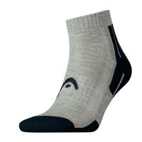 Носки спортивные Head Socks Performance Quarter x2 180016 Grey/Blue