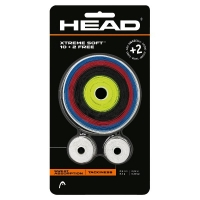 Обмотка для ручки Head Overgrip XtremeSoft 10+2 Assorted 285036