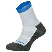 Носки спортивные Babolat Socks Pro 360 M White/Blue 5MS18322-1010