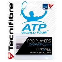 Овергрип Tecnifibre Overgrip Pro Players x3 White 52ATPPLAWH