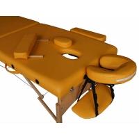 Массажный стол Nirvana Relax Yellow TS20111 DFC