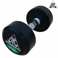 Гантель PowerGym DB002-10 10kg x2 DFC