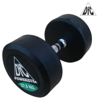Гантель PowerGym DB002-27.5 27.5kg x2 DFC