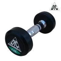 Гантель PowerGym DB002-3 3kg x2 DFC