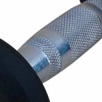 Гантель PowerGym DB002-9 9kg x2 DFC
