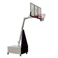 Стойка баскетбольная DFC STAND60SG мобильная
