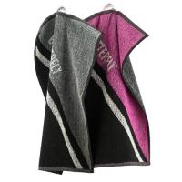 Полотенце Butterfly YAO Middle Black/Pink
