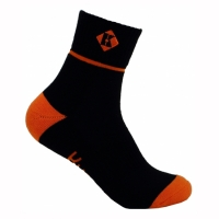 Носки спортивные Kumpoo Socks KSO-36M x1 Black/Red