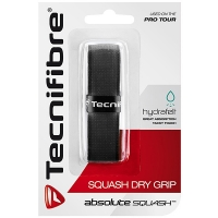 Грип Tecnifibre Grip Squash Dry x1 51SQGRIPBK Black