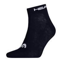 Носки спортивные Head Socks Quarter Unisex x3 110013 Dark Blue
