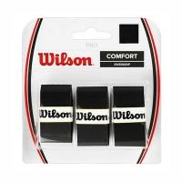 Овергрип Wilson Overgrip Pro x3 Black WRZ4014BK
