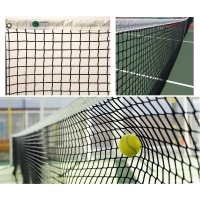 Сетка для тенниса EL LEON DE ORO 4.0mm Professional Black 13444504501