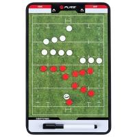 Тактическая доска для регби Coachboard Rugby P2I100670 PURE2IMPROVE