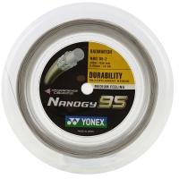 Струна для бадминтона Yonex 200m Nanogy 95 Silver NBG-95-2