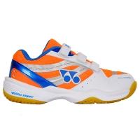 Кроссовки Yonex Junior SHB-100JR White/Orange