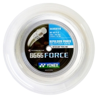 Струна для бадминтона Yonex 200m BG-66 Force White