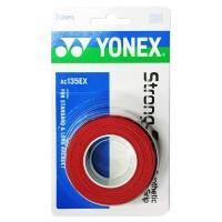 Обмотка для ручки Yonex Overgrip AC135EX Strong Grap х3 Red