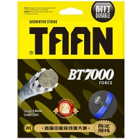 Струна для бадминтона Taan 10m BT7000 Prepacked Blue