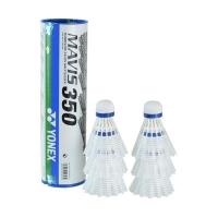 Воланы Yonex Mavis 350 x6 White