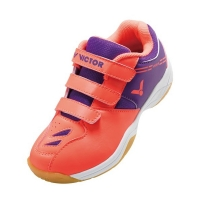 Кроссовки Victor Junior A500JR-IJ Purple/Orange