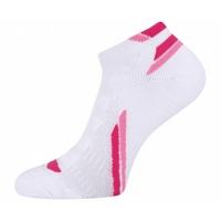 Носки спортивные Li-Ning Socks AWSP228-3 Lady White/Pink