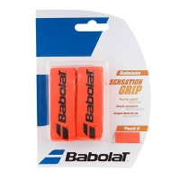 Обмотка для ручки Babolat Grip Sensation x2 Red 670064