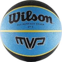 Мяч для баскетбола Wilson MVP Traditional Blue/Black WTB9017XB05