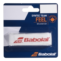 Грип Babolat Grip Syntec Team x1 White/Red 670065
