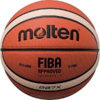 Мяч для баскетбола Molten BGG Orange/Beige