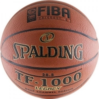 Мяч для баскетбола Spalding TF-1000 Legacy Brown 74-45