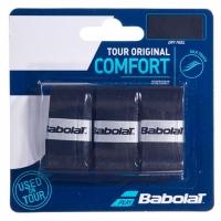 Обмотка для ручки Babolat Overgrip Tour Original x3 Black 653047