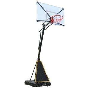 Стойка баскетбольная Мобильная DFC 1360x800mm h2.45-3.05m STAND54T