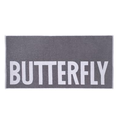 Полотенце Butterfly Sign Gray