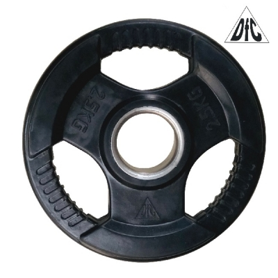 Диск c хватом 51mm 2.5kg Black WP015-51-2.5 DFC