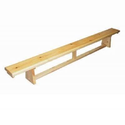 Скамья гимнастическая 3.5m Wood Legs IMP-A434