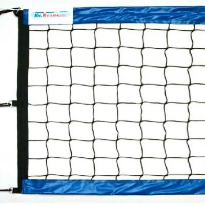 Сетка для пляжного волейбола Official 8.5m 3mm Black 15015898004 KV.REZAC