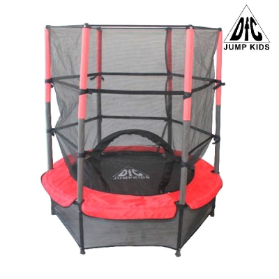 Батут DFC JUMP KIDS 55 Red/Gray 55INCH-JD-RG