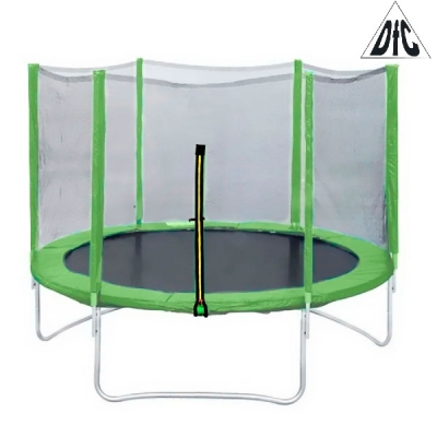 Батут DFC Trampoline Fitness 14ft Light Green 14FT-TR-LG