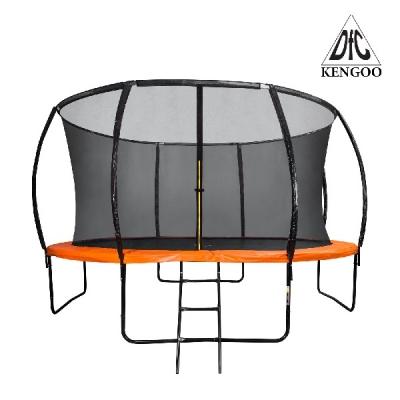 Батут DFC KENGOO II 12ft Orange/Black 12FT-BAS-BO