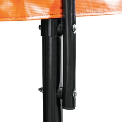 Батут DFC KENGOO II 14ft Orange/Black 14FT-BAS-BO