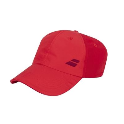Кепка Babolat Basic Logo Red 5UA1221