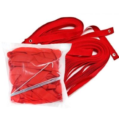 Набор разметки корта для пляжного волейбола Red FS-R-№01